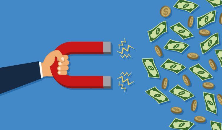 Business, Magnet, Money, Finance, Marketing