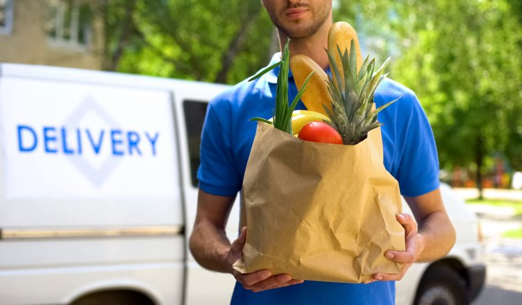 Delivery Optimization for Grocery Stores