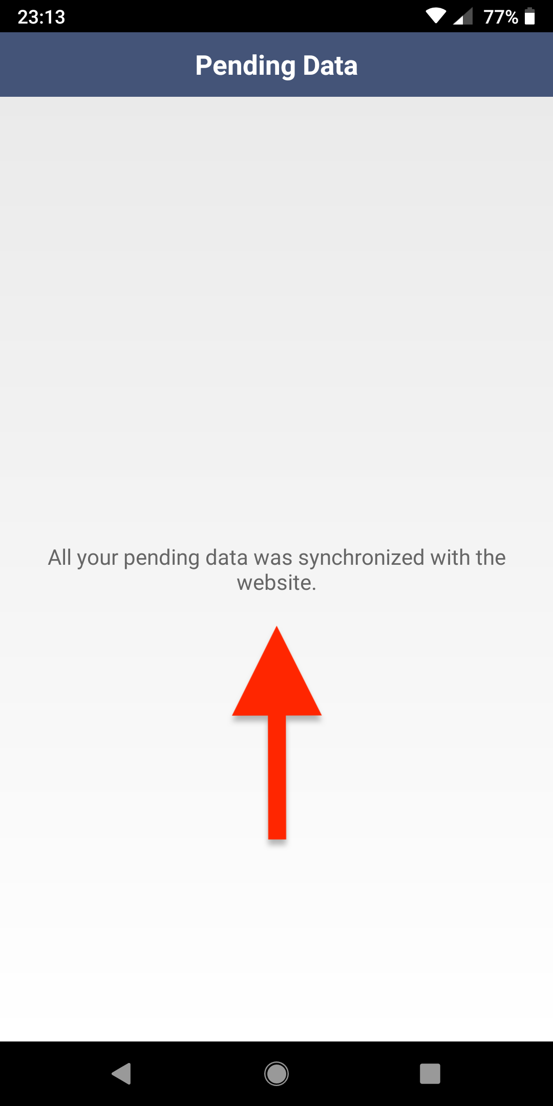 Offline Mode and Data Synchronization (Android) - Route4Me