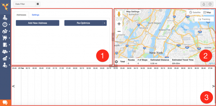 Hybrid Route Editor - Planning Routes Using Route4Me's Hybrid Route Editor