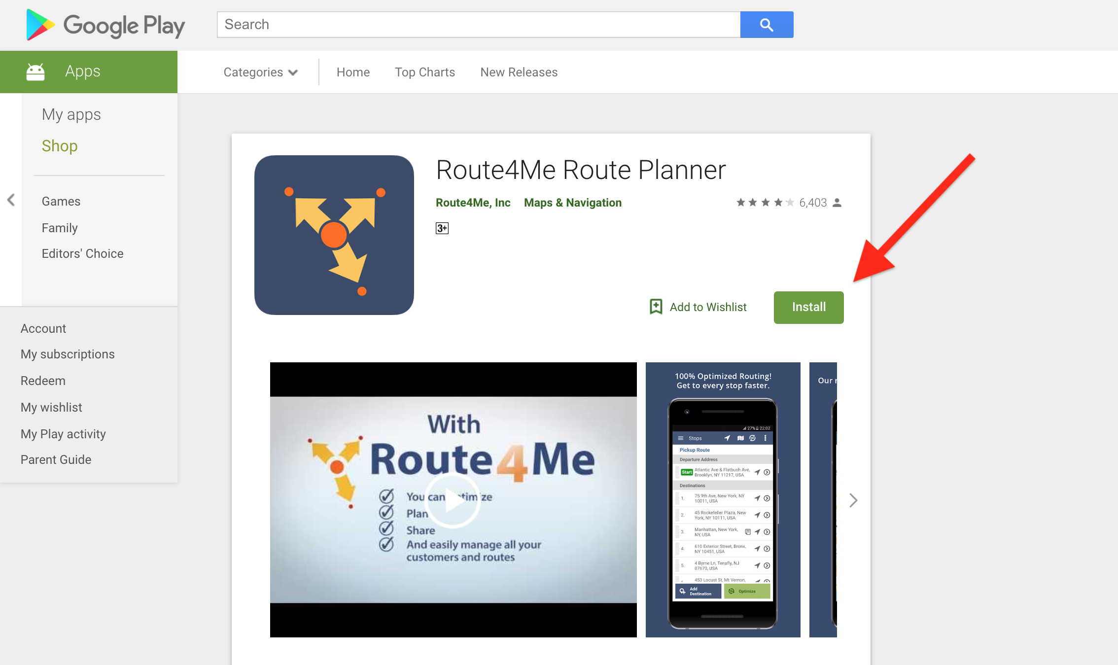 Downloading and Installing the Route4Me Route Planner for