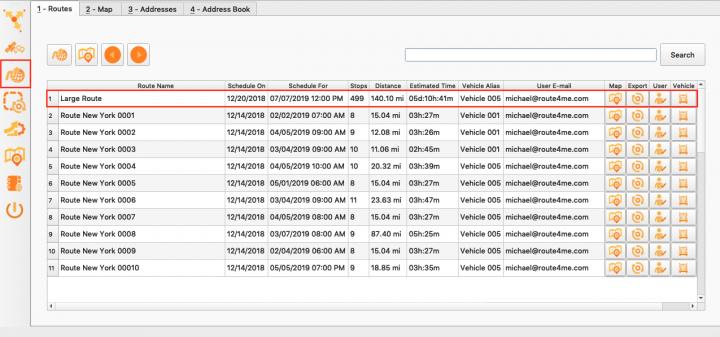 Optimizing Routes Using the Enterprise Architect