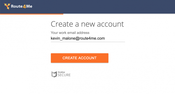 Inviting Your Team Members to Join Route4Me Web Platform
