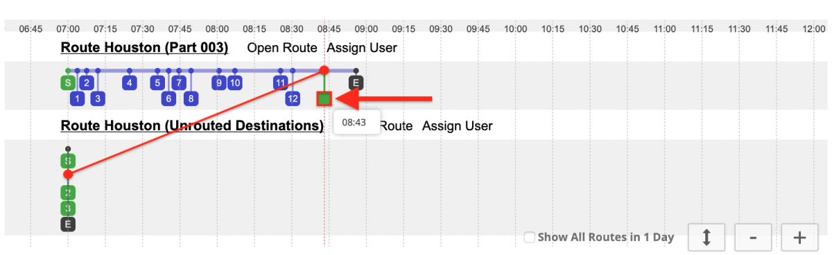 Advanced Constraint Add-On - Max Route Distance
