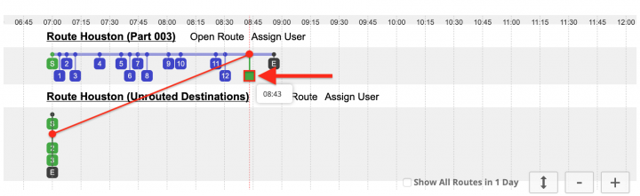 Max Stops per Route - Advanced Constraint Add-On