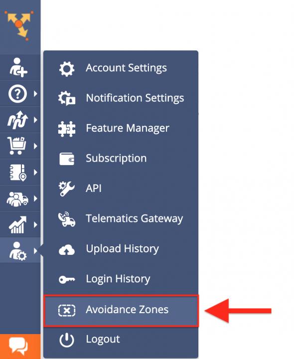 Avoidance Zones Constraint - Advanced Constraint Add-On