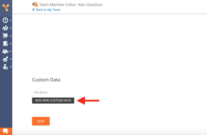 Adding and Viewing Users Custom Data on the Route4Me Web Platform