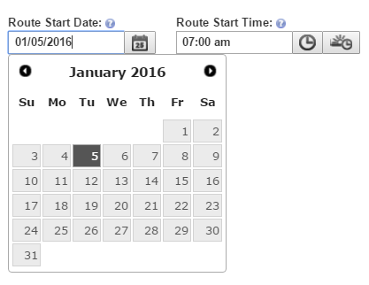 As route scheduling software, Route4Me is very easy to use and navigate