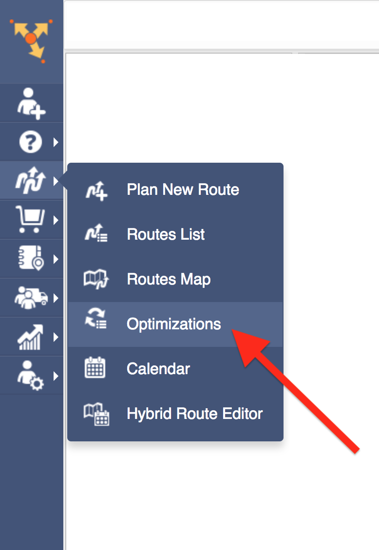Rebalance and modify optimized routes when you use Route4Me