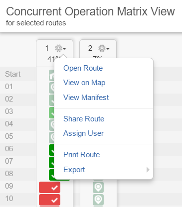 Route4Me is route scheduling software that allows you to get more information about your routes