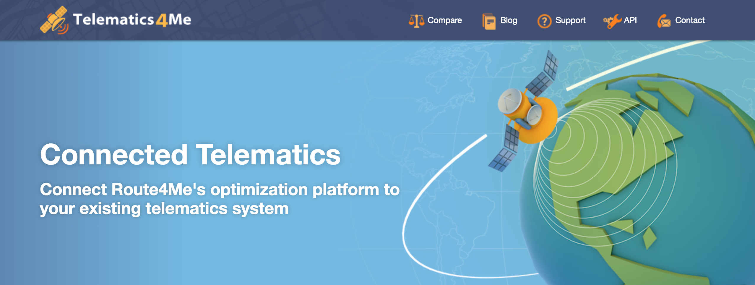 Integrate Telematics Vendors with Route4Me - the Best Route Plammer