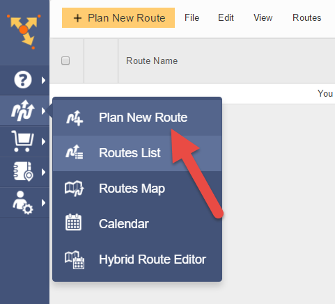 Switch to route planner Route4Me from MapAnything