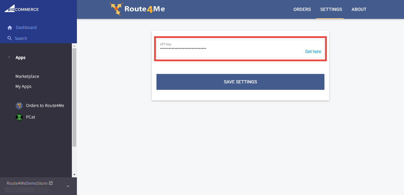 Route4Me works for vehicle route planning through its plugin for BigCommerce