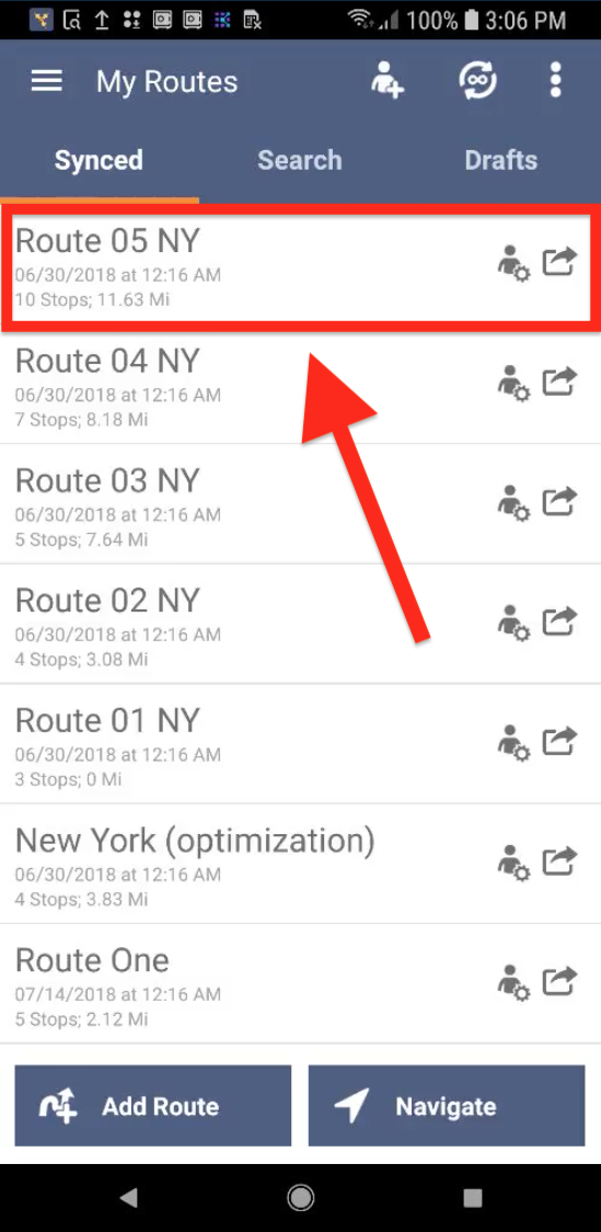 Insert Orders into Current Routes with Route4Me