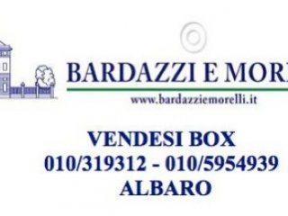 Foto 1 di Box / Garage Piazza Leonardo da Vinci, Genova
