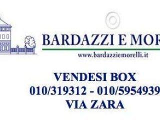 Foto 1 di Box / Garage Via Zara, Genova