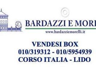 Foto 1 di Box / Garage Corso Italia, Genova