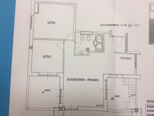 Foto 2 di Appartamento Corso Europa, Genova