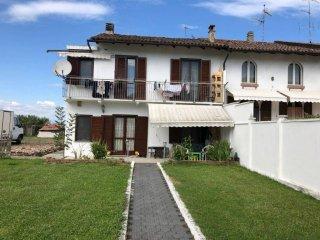 Foto 1 di Villetta a schiera via San Genuario 10, Fontanetto Po