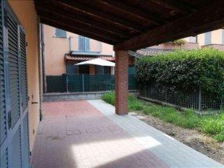 Foto 1 di Villetta a schiera via Galileo Galilei, Piacenza