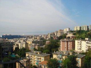 Foto 1 di Quadrilocale via Coronata 38, Genova (zona Cornigliano)