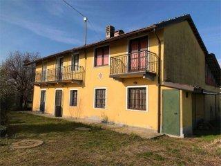 Foto 1 di Rustico / Casale Frazione Fodrera, Buriasco