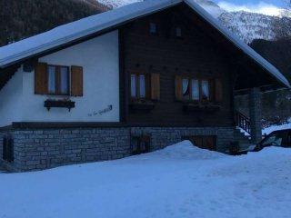 Foto 1 di Casa indipendente frazione Borca, Macugnaga