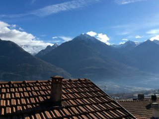 Foto 1 di Casa indipendente via Vento 46, frazione La Fornace, Cerveno