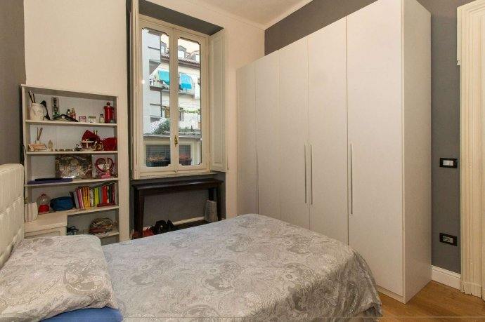 Foto 15 di Appartamento Via Campana 9, Torino (zona San Salvario)