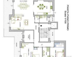 Foto 1 di Appartamento via Robassomero  36, Ciriè