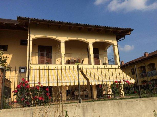 Foto 1 di Trilocale via San Martino 8, Buttigliera D