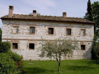 Foto 1 di Rustico / Casale corso Roma 1, frazione Osteria, Serra Dè Conti