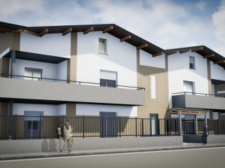 Foto 1 di Quadrilocale via Montegrappa 12, Rivalta Di Torino