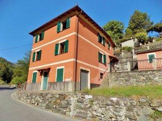 Foto 1 di Casa indipendente via San Martino, frazione Gazzolo, Ceranesi