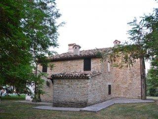 Foto 1 di Villa contrada Forchiusa, frazione Certine, Serra San Quirico