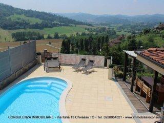 Foto 1 di Villa via Montamisè 37, San Sebastiano Da Po