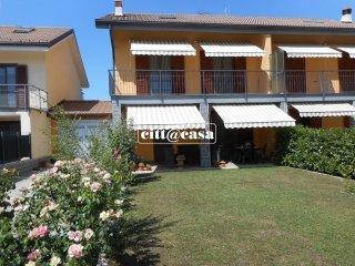 Foto 1 di Villetta a schiera Monteu Da Po