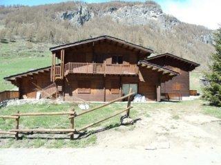 Foto 1 di Bilocale fraz.Vaud, Ollomont