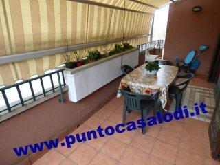 Foto 1 di Bilocale via Teresa Abbà, Tavazzano Con Villavesco