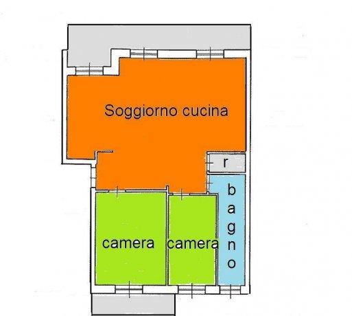 Foto 14 di Quadrilocale Cuneo
