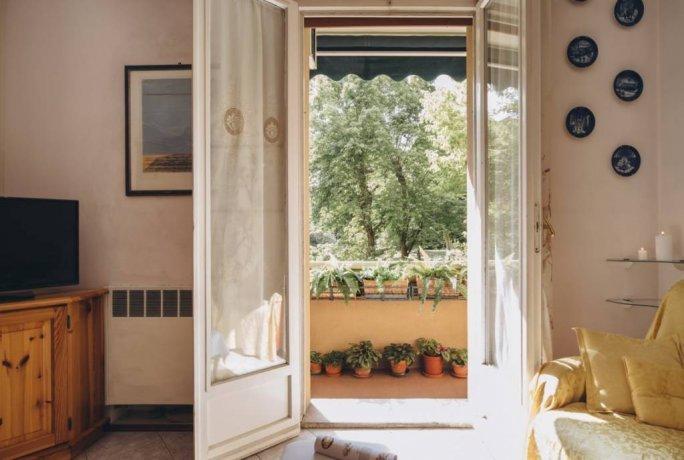 Foto 3 di Quadrilocale via della Berleta 32, Bologna (zona Borgo Panigale)