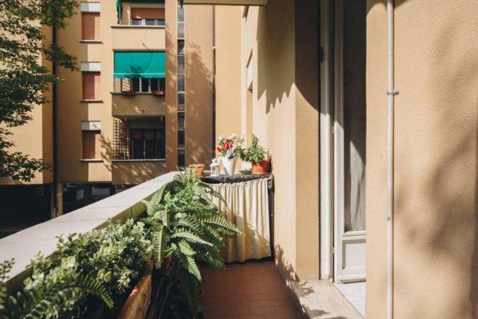 Foto 5 di Quadrilocale via della Berleta 32, Bologna (zona Borgo Panigale)