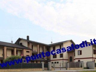Foto 1 di Bilocale via Papa Giovanni Paolo II, frazione Motta Vigana, Massalengo