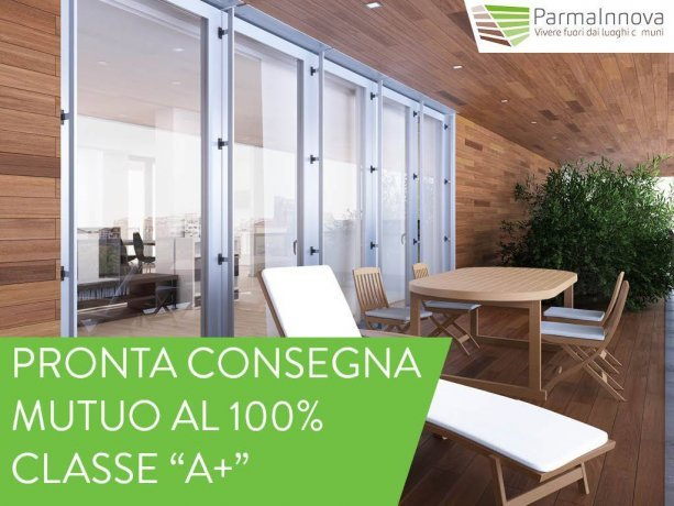 Foto 2 di Attico / Mansarda via Giancarlo Rastelli, Parma