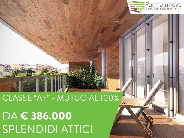 Foto 18 di Attico / Mansarda via Giancarlo Rastelli, Parma
