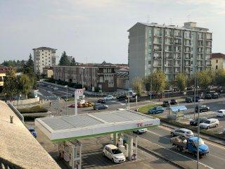 Foto 1 di Trilocale Corso De Rege 101, Vercelli