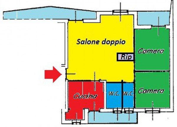 Foto 21 di Quadrilocale via Roreto, 41, Asti