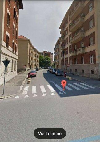 Foto 2 di Trilocale via Tolmino 59, Torino (zona Santa Rita)