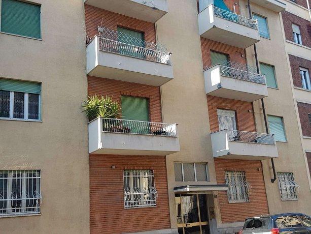 Foto 3 di Trilocale via Tolmino 59, Torino (zona Santa Rita)
