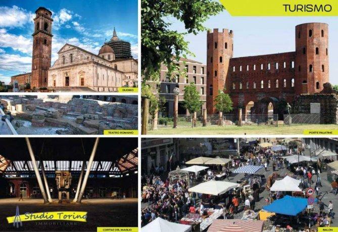 Foto 16 di Trilocale via delle Orfane 20, Torino (zona Centro)